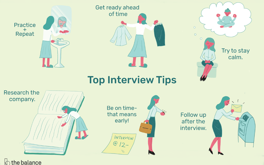Tips to Getting Hired